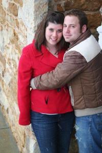 Amy and Josh